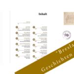 """""""Breslauer Häuser""""  Geschichten aus der Vorkriegszeit"""